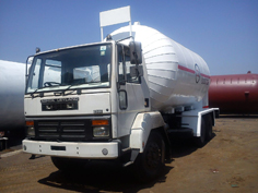 CO2 Storage Tank Exporter And Manufacturer by BNH Gas Tanks from India